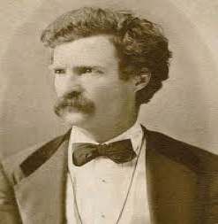 birth of mark twain