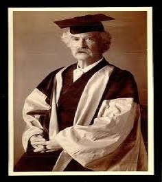 mark twain education